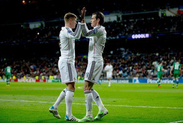 Real Madrid sigue con la mira puesta en el bicampeonato de la Champions...