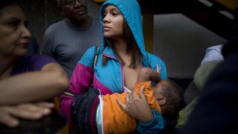 La lactancia prolongada también tiene beneficios para la madre.