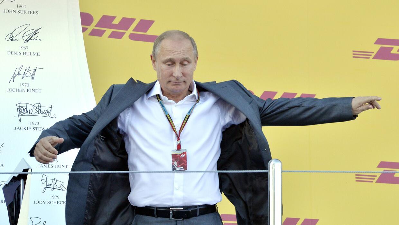 Putin insinúa que Estados Unidos busca quitarles el Mundia de 2018 45711...