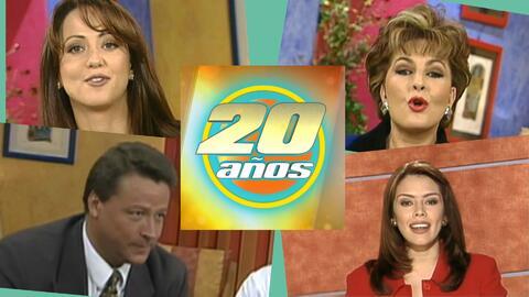HOY 20 aniversario