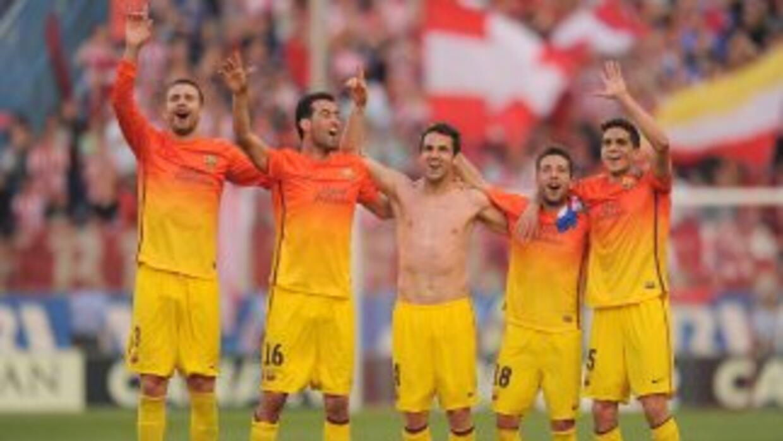 El título de Liga ya está en manos del Barcelona, pero aún aspiran a sum...
