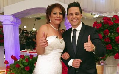 Alejandro Chabán sorprendió a una televidente el día de su boda