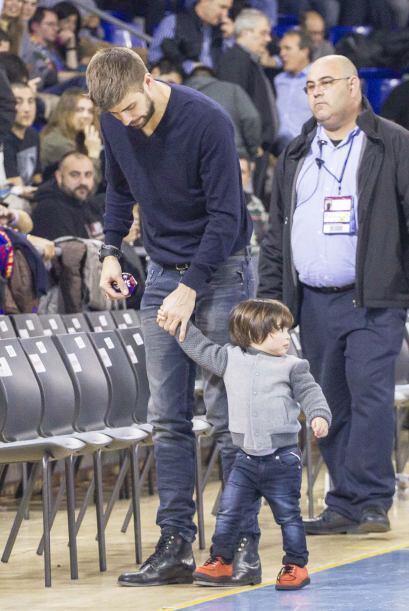 Gerard ha desmotrado ser un gran padre.