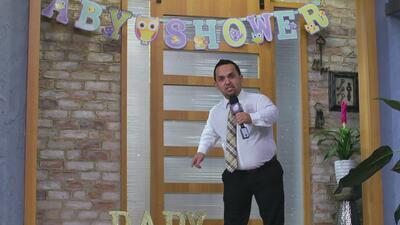 Elvis, el invitado especial al 'Baby Shower' del hijo de 'Chicharito' Hernández