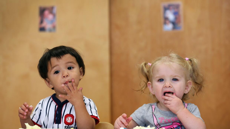 En un estudio de los Institutos Nacionales de Salud solo 2% de los niños...