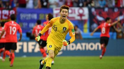 Él es Cho Hyun-woo, el héroe anónimo de Corea del Sur que le 'dio' a México el pase a octavos de final