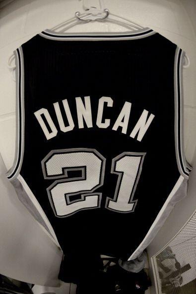 8. Tim Duncan, Spurs