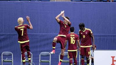 Venezuela derrotó a Alemania y pone caliente el grupo de México en el Mundial Sub-20
