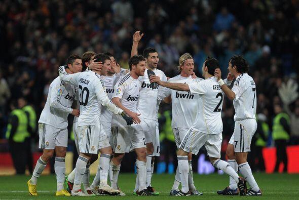 El Real Madrid venció de último minuto al Sevilla para ponerse como el n...