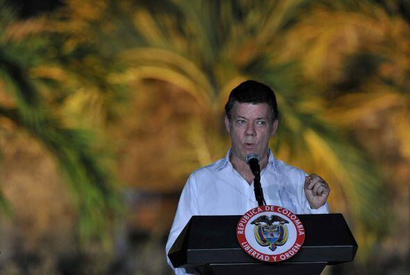 El gobierno colombiano declaró que trabaja en conjunto para brindar la a...