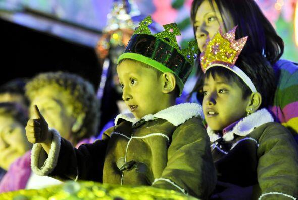 Una de las tradiciones más esperadas por los niños mexicanos es la llega...
