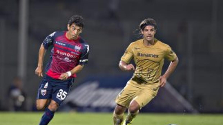 Pumas y Atlante se enfrentaron en la Copa MX.
