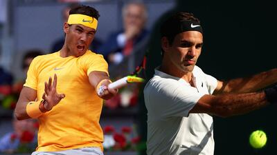 ¡Gigantes! Así está el ranking Mundial de la ATP