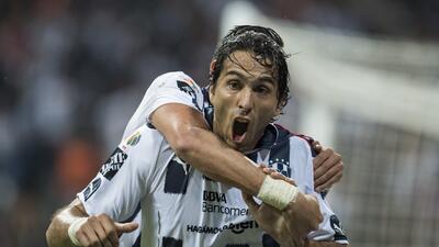 Monterrey es líder provisional tras golear a Chiapas