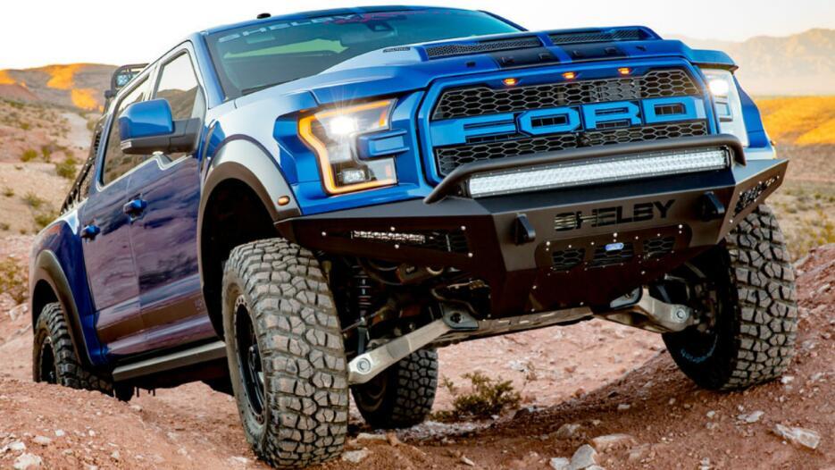 Shelby Baja Raptor, la versión más extrema de la pick up shelby-raptor-0...
