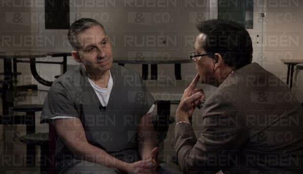 El convicto exsenador, Jorge de Castro Font habló en exclusiva con Rubén...