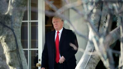 El presidente Donald Trump será entrevistado, según reportes, por el fis...