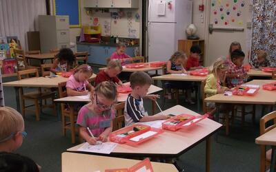 ¿Se acaba el tiempo de juego en el kindergarden? (CC BY)