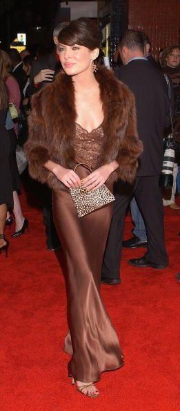 Al igual que Lara Flynn, que aprovecha las mejores alfombras y eventos d...