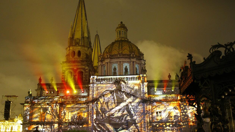 Celebra con nosotros el Grito de Independencia en directo desde la bella...