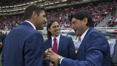 José Cardozo llega a Chivas en busca del esquivo título como entrenador