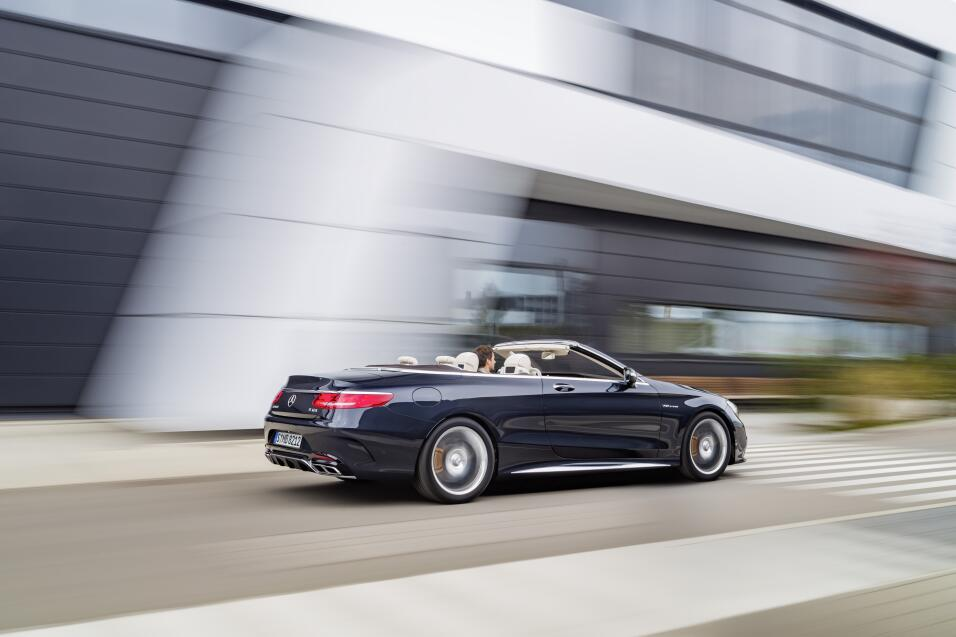 Mercedes-Benz AMG S 65 Cabriolet 2017