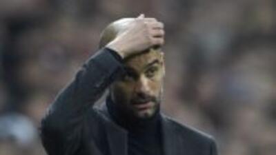 Guardiola ha ganado la Supercopa de Europa, el Mundial de Clubes y la Bu...