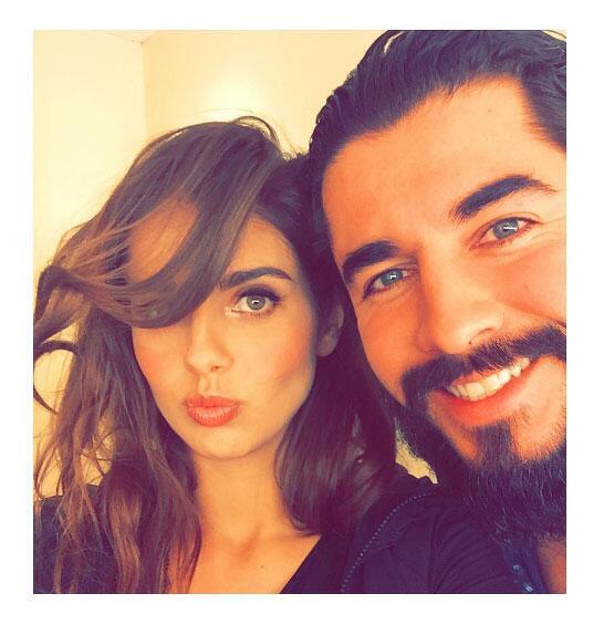 Michelle Renaud y su esposo Josué Alvarado.