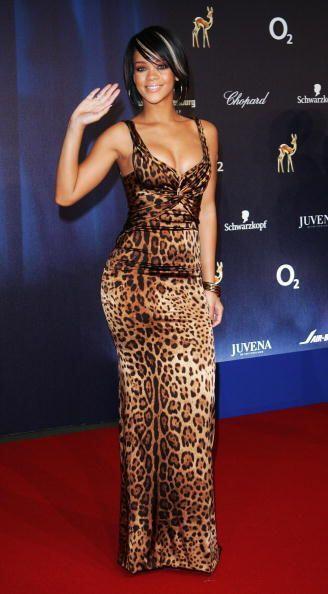El lado salvaje de Rihanna le dio otro 'look' súper imitable y qu...