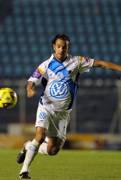 Santiago Fernández debutó con América  a los 17 años. Integró la selecci...