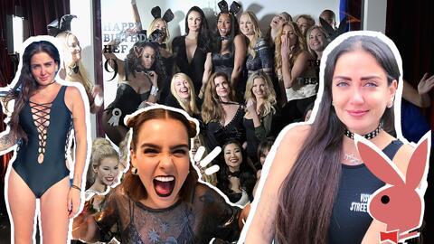 Los top 'hispanic influencers' que califican para la revista Playboy de...