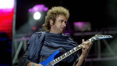 Gustavo Cerati de Soda Stereo en el 2007.