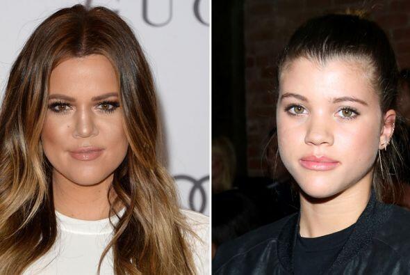 El mismo tono de piel, el mismo color de ojos, la misma nariz y una cabe...