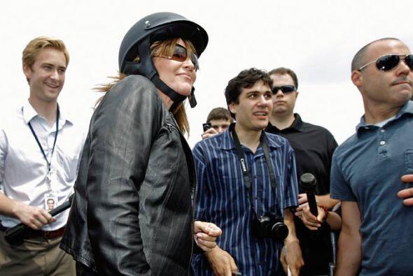 De cualquier forma, la posible candidata a la presidencia para el 2012 p...