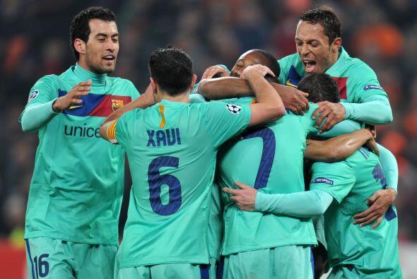 El gol fue un premio al buen juego de los españoles.
