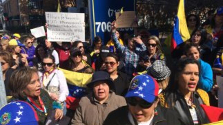 Venezuela no logra encontrar la paz.