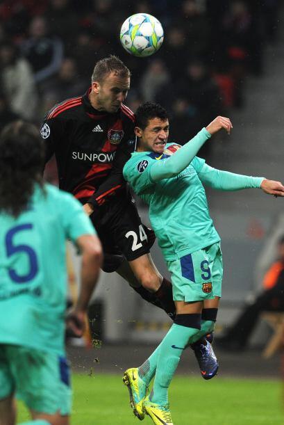 El visitante, Barcelona, volvió a ir al ataque y consiguió su premio.
