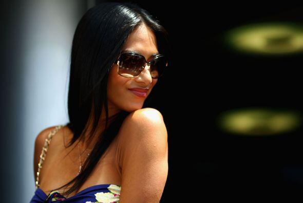 Scherzinger nació en la bella isla de Honolulu, Hawaii.