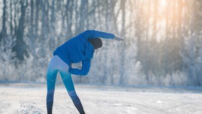 Hazle frente a las temperaturas extremas y entrena al aire libre