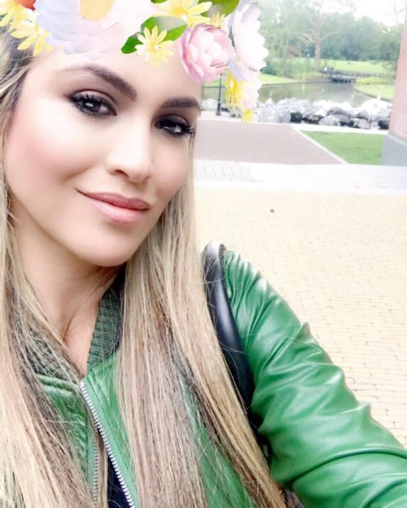 Celia Correa, esposa de Poncho Lizarraga