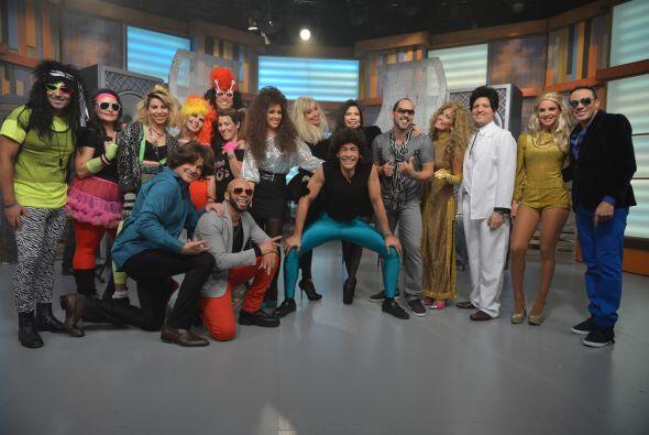 ¡Vaya manera de empezar el Halloween en Despierta América!