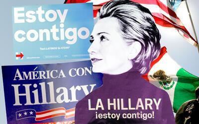 ¿Ayudaron a Donald Trump los mensajes en español de Hillar...