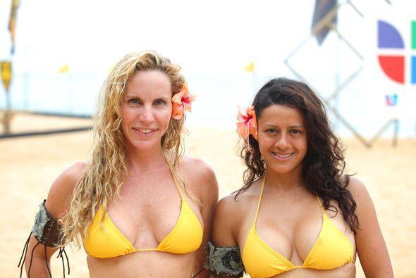 Tanto Alejandra como Angélica reconocieron que Abril era la alegría de l...