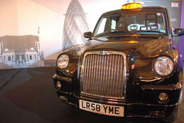 La vuelta al mundo en taxi
