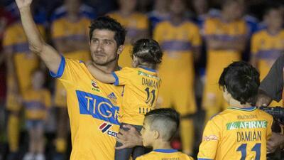 Emotiva e incomparable despedida vivió Damian Álvarez
