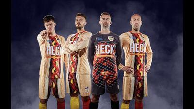 ¿Es en serio? Los increíbles jerseys del Bedale AFC de Inglaterra