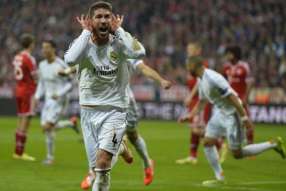 Real Madrid en su paso a la final derroto a 3 equipos alemanes, Schalke...