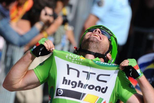 Cavendish, imparable con cinco triunfos de etapa, la vigésima en cuatro...