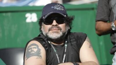 Diego Armando Maradona volvió tuvo otro hijo, aunque supo la noticia est...