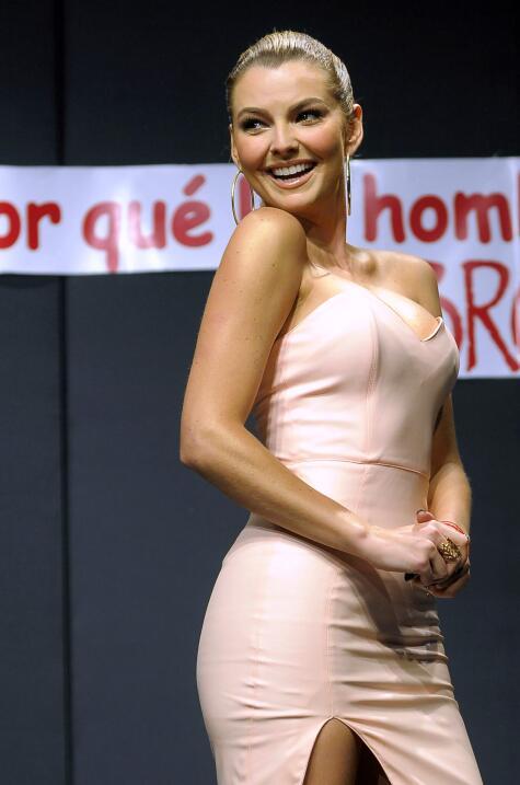 Marjorie de Sousa muestra sus primeras imágenes después del embarazo